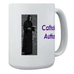 Catholic Author Coffee Mug