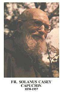 Venerable Solanus Casey
