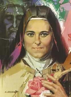 St. Therese, pray for us